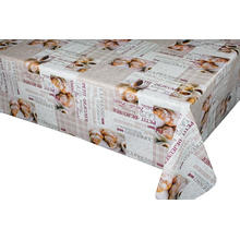 Elegant Tablecloth with Non woven backing Model