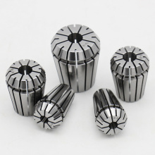 Best Quality for ER Clamping Collet High Accuracy 0.008mm ER20 Spring Collets supply to Russian Federation Exporter