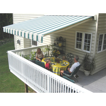 Hot selling window retractable awning