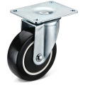 The PU Large Bottom Plate Movable Casters