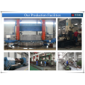 Metallurgical rolling equipment of flying shear