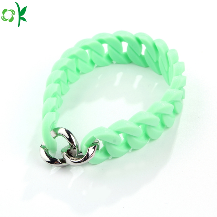Tire Silicone Ring Bracelet