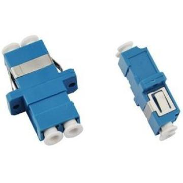 Leading for Offer Fiber Optic Adapters,Single Mode Duplex Adapter,Multi Mode Duplex Adapter From China Manufacturer LC duplex adapter singlemode/multimode with 0.1dB IL supply to French Southern Territories Suppliers