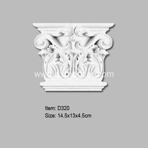Fluted Pilasters Door Surrounds