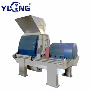 YULONG GXP75 * 75 eculyptus wood chips hammer mill