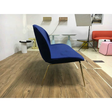 Loveseat replica gubi beetle sofa