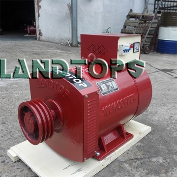 Factory made hot-sale for Single Phase AC Generator 220v ST-3KW Single Phase Dinamo Alternators Prices export to Indonesia Factory
