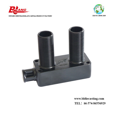 Double Shaft Pivot Housing