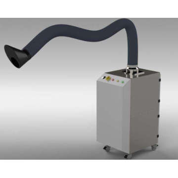 Electrostatic Mobile Welding Smoke Filter fume extractor