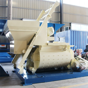 JS concrete mixer batching machine