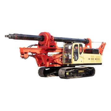 Lowest price screw pile driver hydraulic pile driver