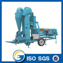 China Gold Supplier for Supply Various Corn Air Screen Cleaner, Seed Cleaning Machine, Seed Air Screen Cleaner, Combined Grain Cleaner of High Quality 5XFS-5B Seed grading cleaning machine export to Portugal Exporter