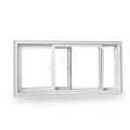 customize factory price of aluminum profile sliding windows