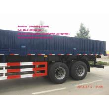 Dropside Semi Trailer Truck 3 Axles