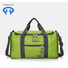 Portable travel bag short luggage exercise training
