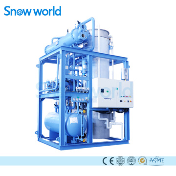 Snow world 20T Seawater Tube Ice Machine