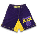 custom design high quality mma shorts with sublimated