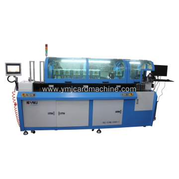 Seven Stations SIM Card Punching Machine