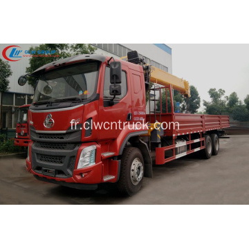 Camion de grue mobile 2019 Dongfeng H5 XCMG 12tons