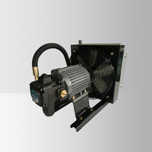 Small Oil Cooler Fan