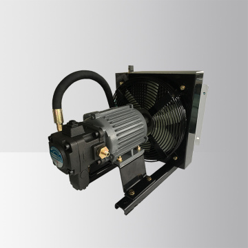 Hydraulic Oil Cooler For Excavator