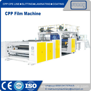 Best Quality for CPP Cast Film Line Cast Film Plastic Machinery Line export to Netherlands Manufacturer