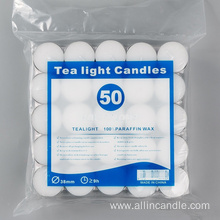 white Highly Scented Votive Candles