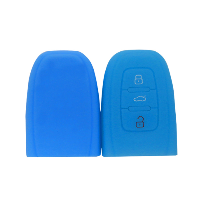 Car Key Case Audi 3 Buttons
