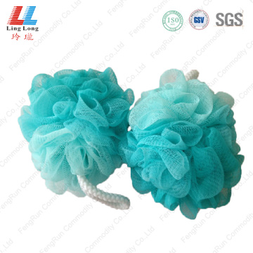 special lightly mesh bath gradient ball