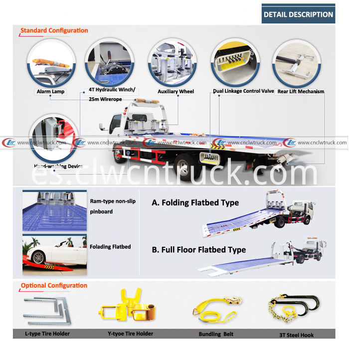 Road Wrecker Detailed Description logo