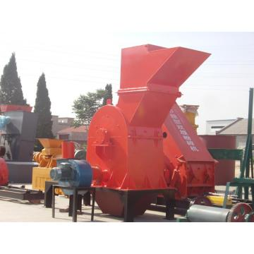 industrial waste wood shredder for sale used