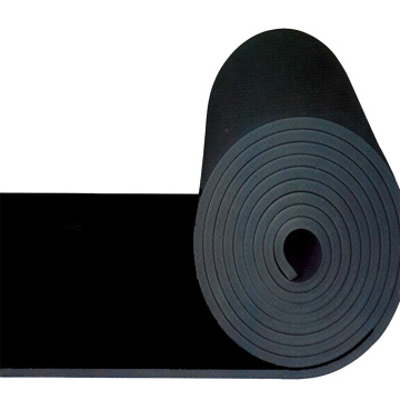 Foam Rubber Sheets Heat Insulation Rubber Foam