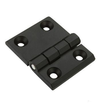 ZDC BK Powder Coated Industry Folding External Hinge