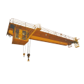 Steel Factory Use Double Beam Overhead Bridge Crane
