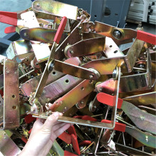 bobbin frame for two for one twisting machine