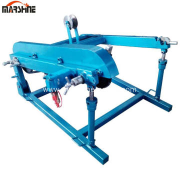 GSSXJ100 Steel Wire Rope Hydraulic Receiving Machine