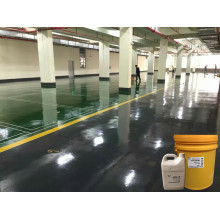 Dark gray epoxy flat coating