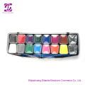 Cosmetic Grade Paints Black Face Paint Palette Kit