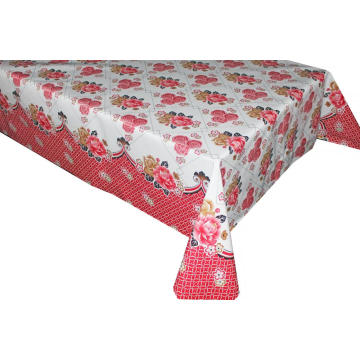 Pvc Printed fitted table covers Imprint Table Runner