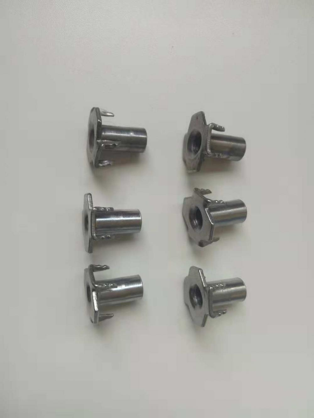 Stainless Steel  rectangular  base T Nuts