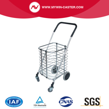 Portable 4 Wheel Shopping Cart