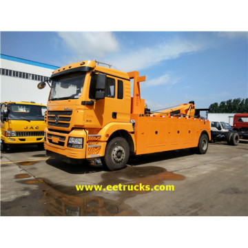 SHACMAN 10 Ton Light Duty Truck Cranes