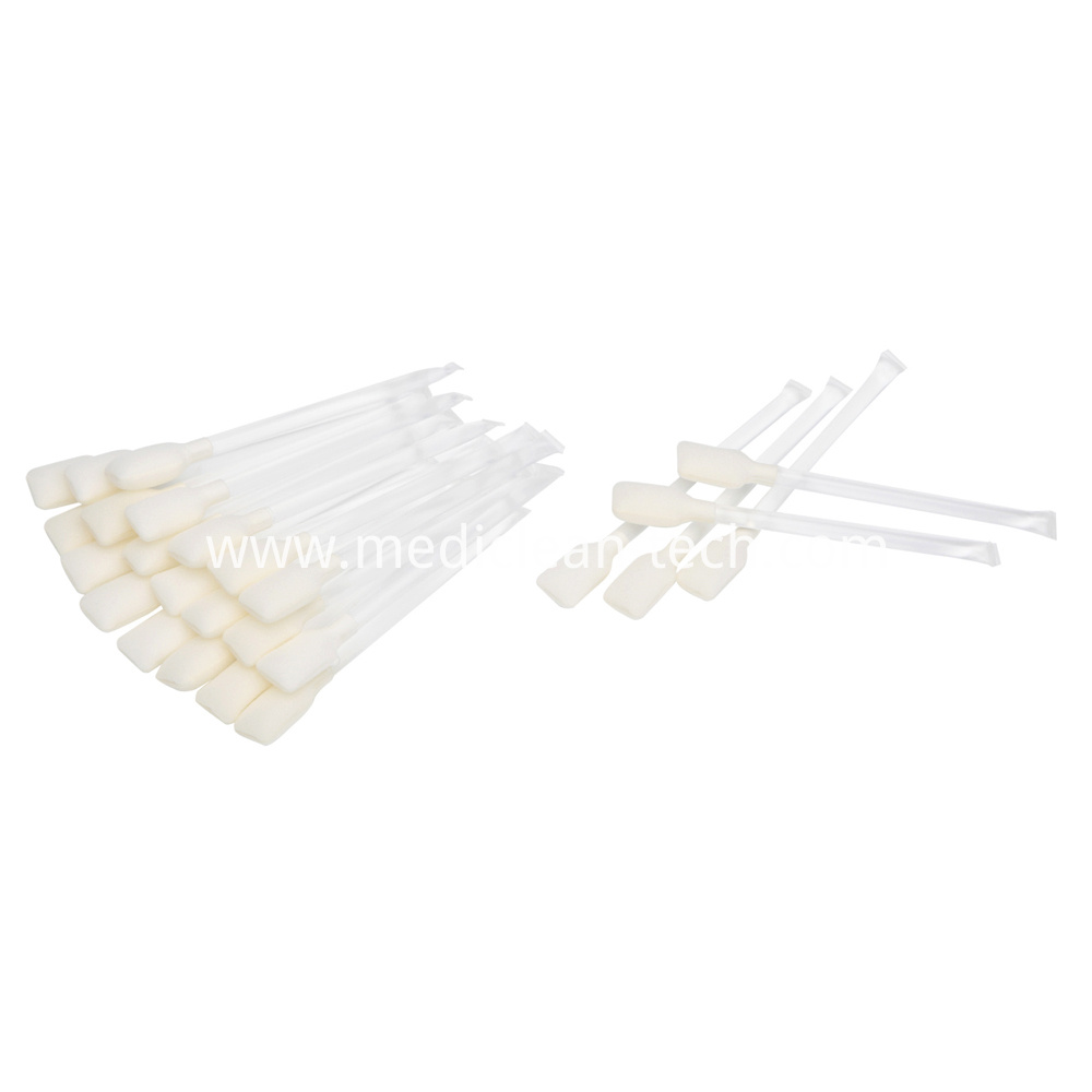 IPA Snap Swabs 4.5 Self-saturated Cleaning Swabs