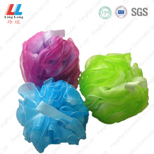 baby shower pouf sponge Loofah Shower bath Sponge