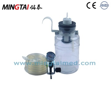 Medical gas 1 liter suction machine