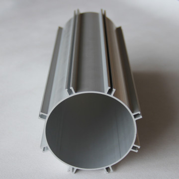 Extruded Aluminium Silver Anodized With CNC Machining