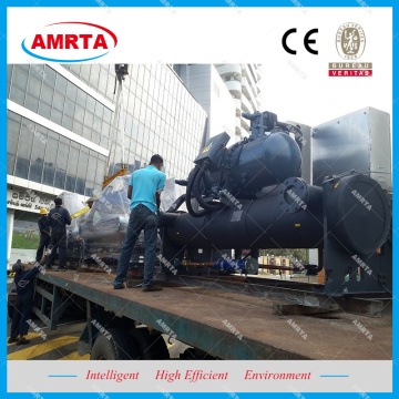 Water Cooled Packaged Screw Chiller