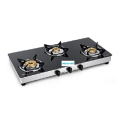 Sunflame Toughened Glass Cooktop 3 Burner