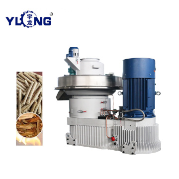 Yulong 132KW Pellet Press Machine