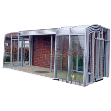 Aluminum Ct Do It Yourself Patio Enclosure